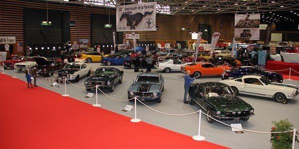 Le salon auto moto retro de dijon c 39 est maintenant franceauto actu actualit automobile - Prix d entree salon de l auto ...