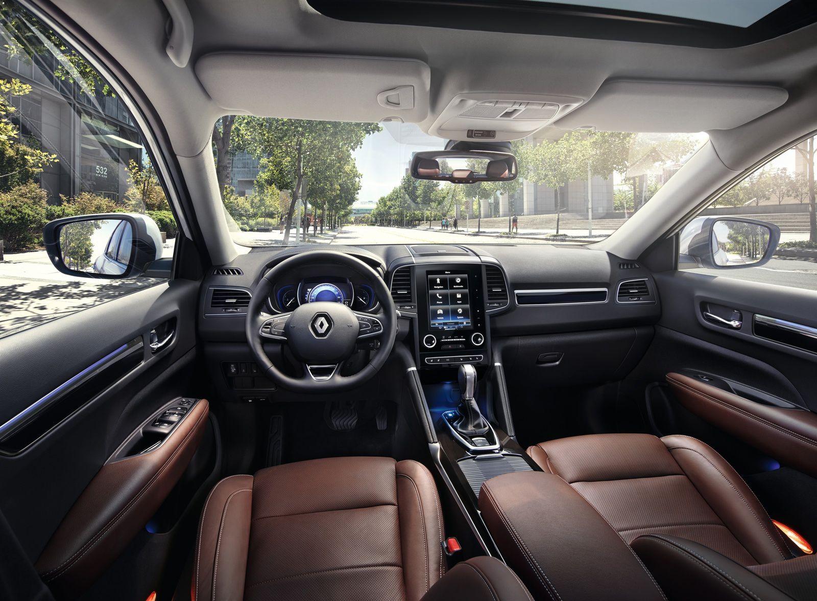 Le nouveau Renault Koleos se dévoile à Pekin