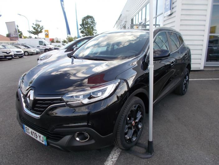le renault kadjar d sormais en black edition franceauto actu actualit automobile r gionale. Black Bedroom Furniture Sets. Home Design Ideas