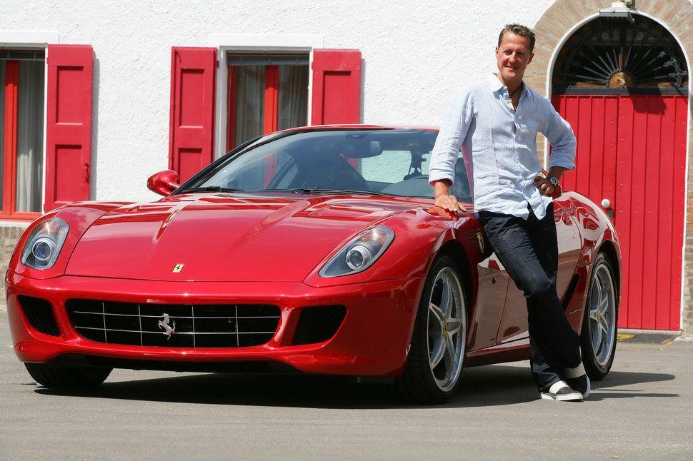 Michael Schumacher...l'histoire d'un grand!