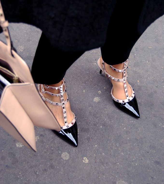 Inspiration of the day/Valentino Rockstud..
