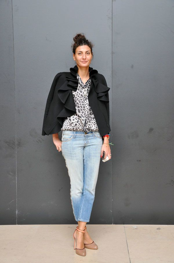 Inspiration of the day .... Giovanna Battaglia