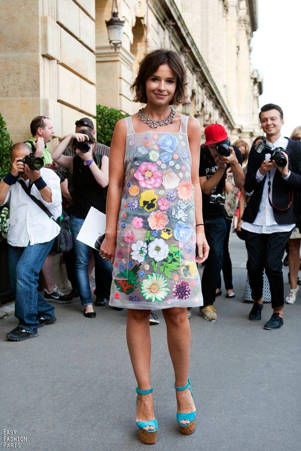 Inspiration of the day ... Miroslava Duma