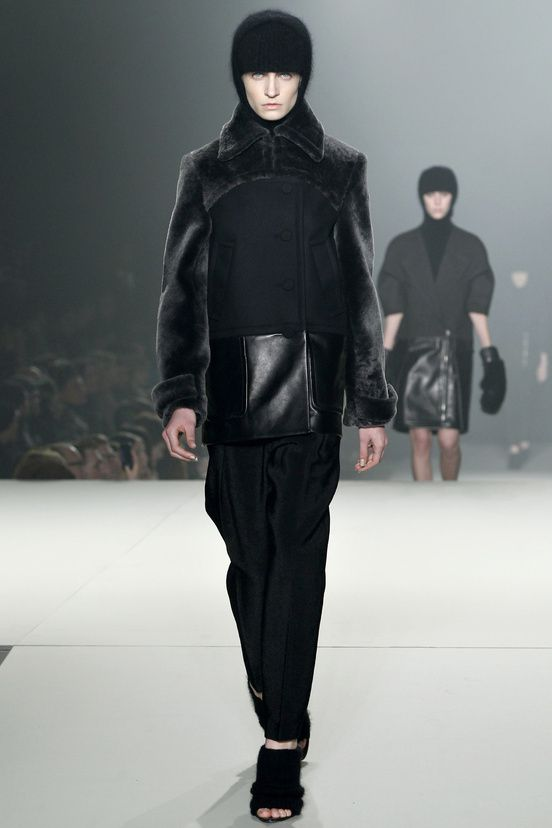 Alexander Wang. Automne/hiver 2014