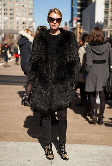 NYFW ( NY Fashion Week) Street style