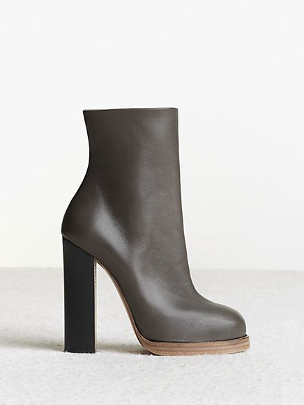 CELINE BOOTS WINTER 2013 VS ZARA