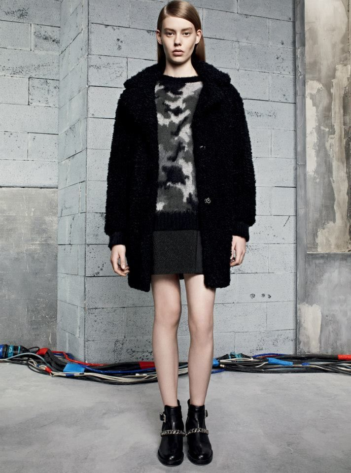 LOVE Sandro winter 13-14