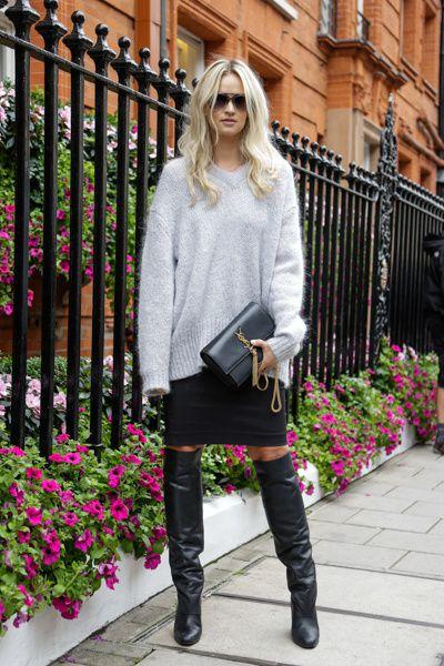LFW (London Fashion week) streetstyle Part 1