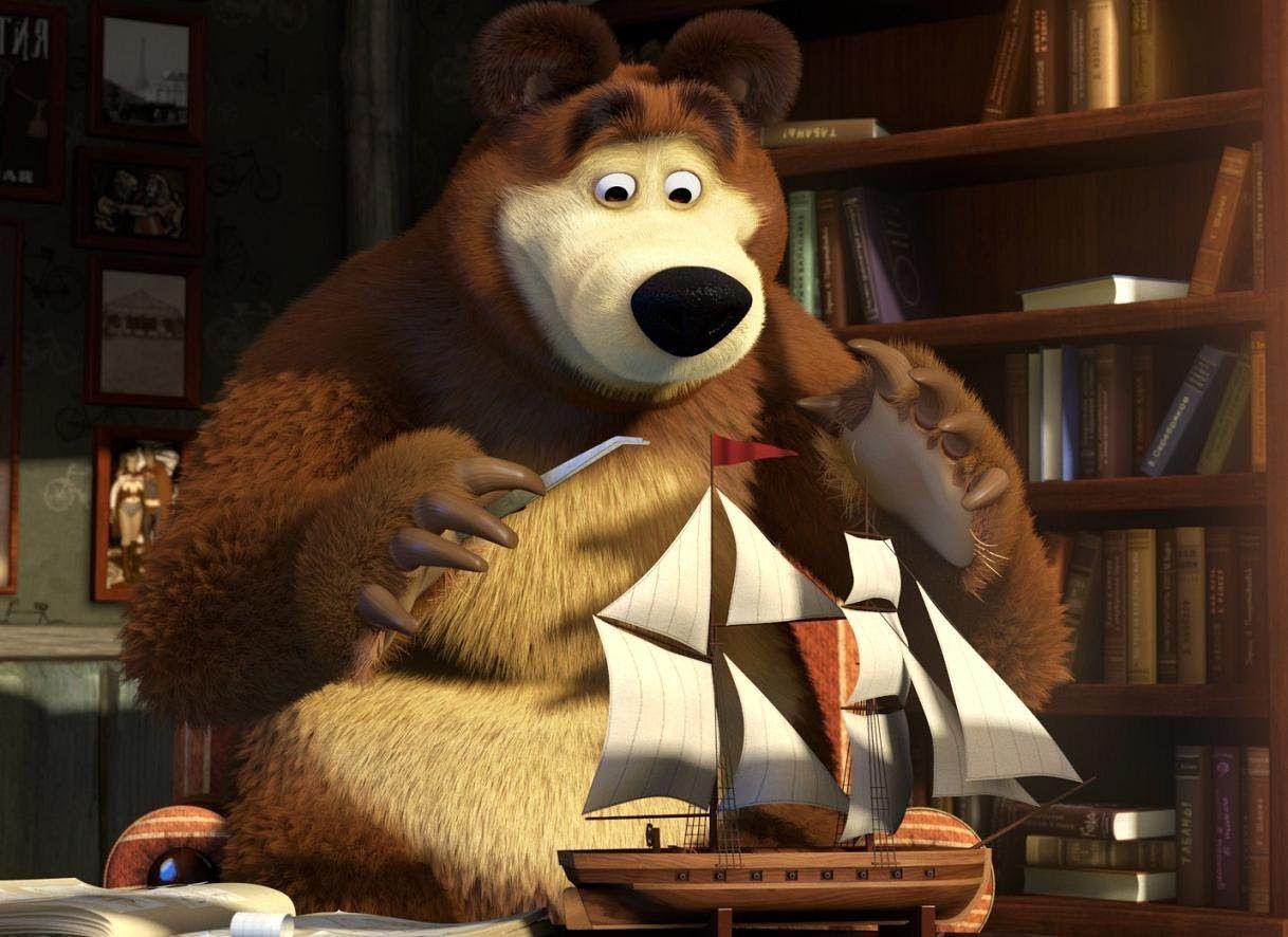 Adventszeit,nun basteln selbst die Bären...