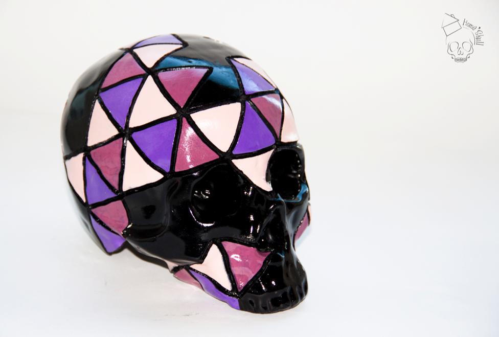 Skull Mr Puzzle