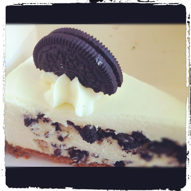 Cheesecake Oréo de Scarlett's Bakery