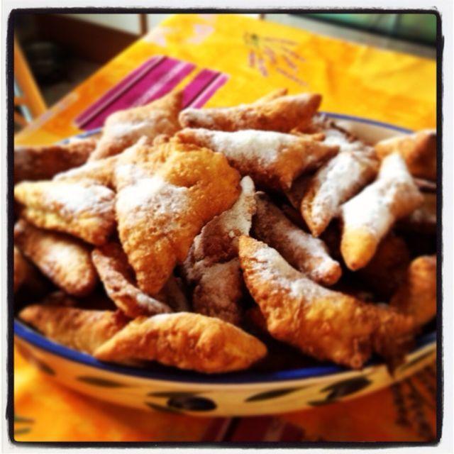 La recette de la semaine : les #bugnes !