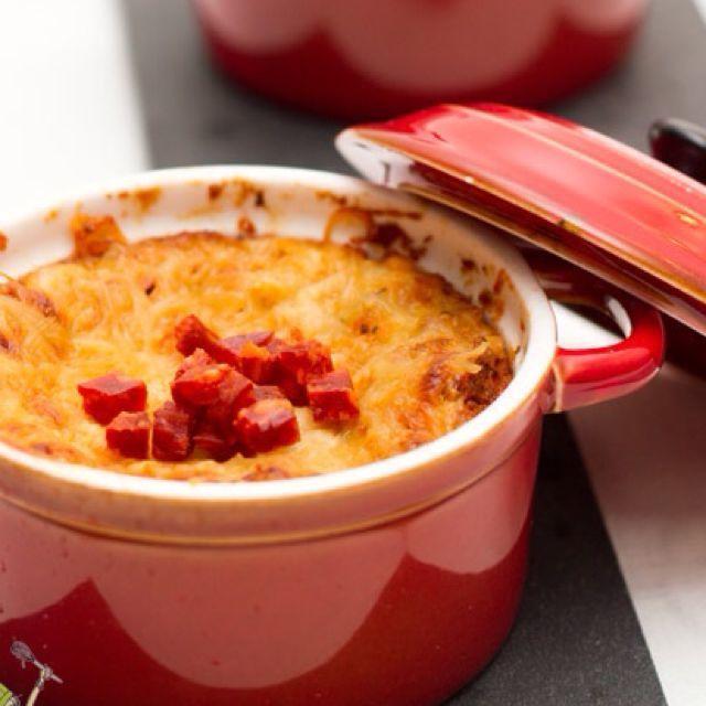 La recette de la semaine : les #lasagnes !