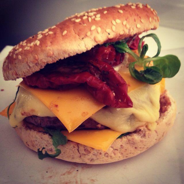 La recette de la semaine : le #burger !