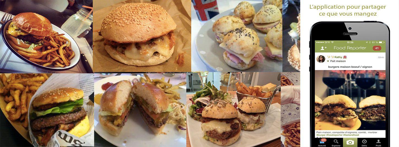 Votez pour le meilleur burger de Paris !