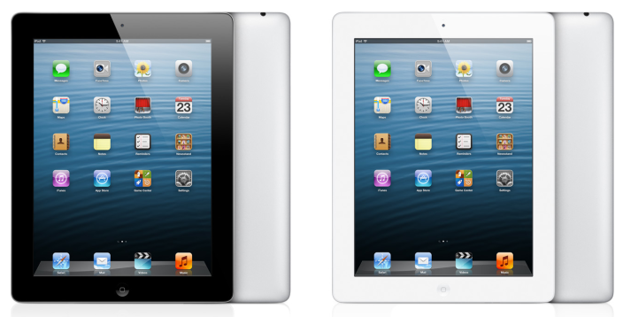 2013 Apple additional iPad models will be launched