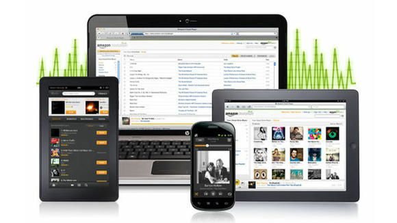 Amazon Cloud Player for iPad to Store Music Collections