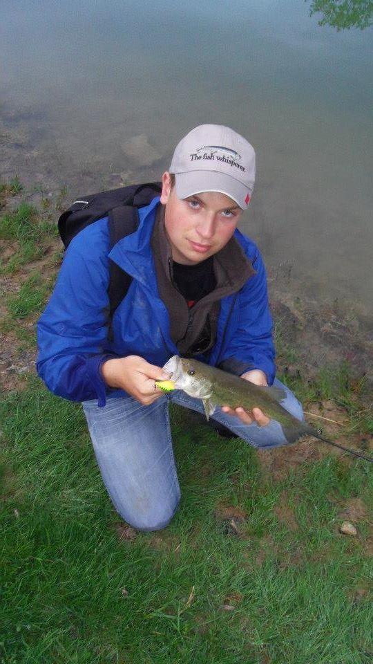 Pêche en Léger
