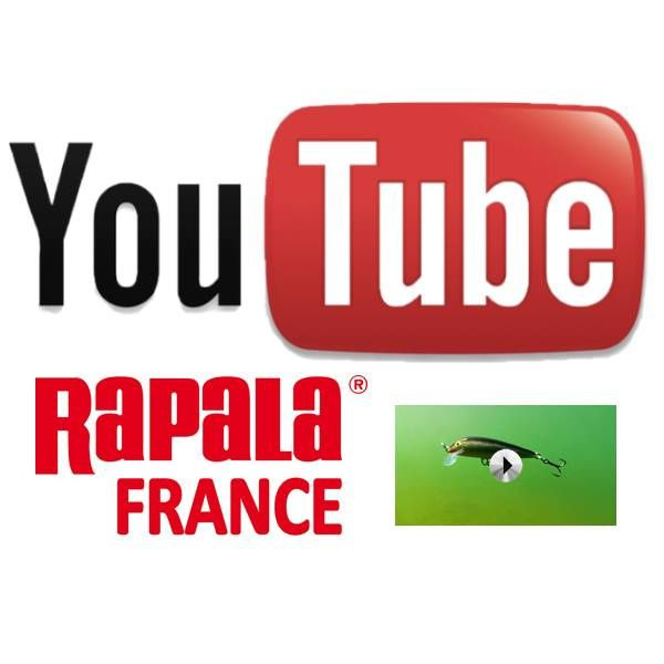 https://www.youtube.com/user/RapalaFrance