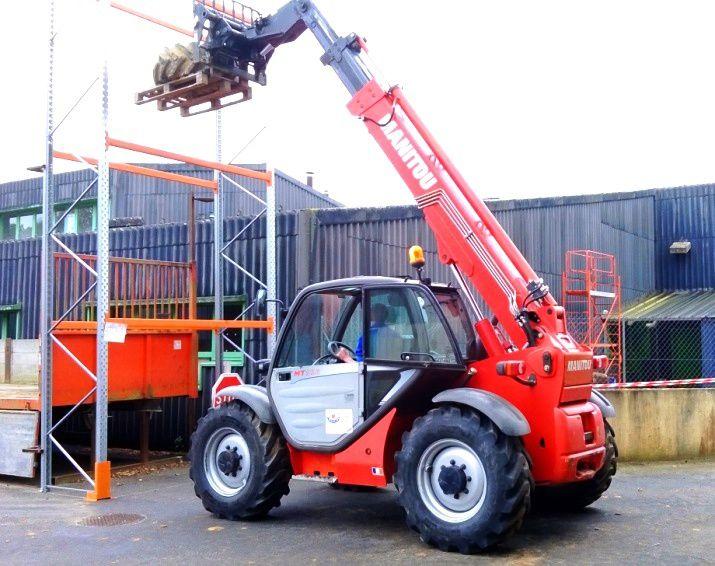 Une rentrée active du nouveau groupe d'apprentis CS « Tracteurs Machines Agricoles » au Centre de Formation en Agroéquipement de Nozay