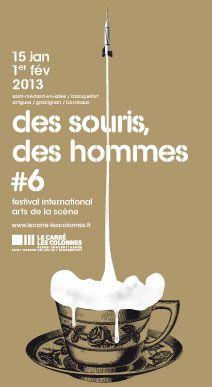 DES SOURIS, DES HOMMES #6