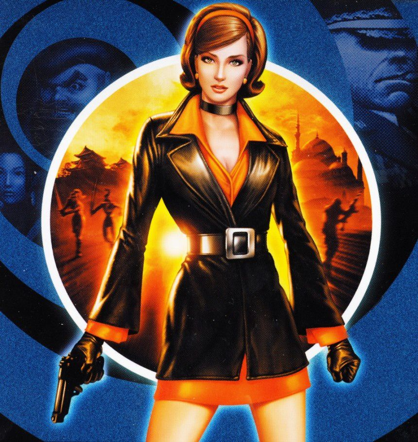 CATE ARCHER (NO ONE LIVES FOREVER 1, 2)