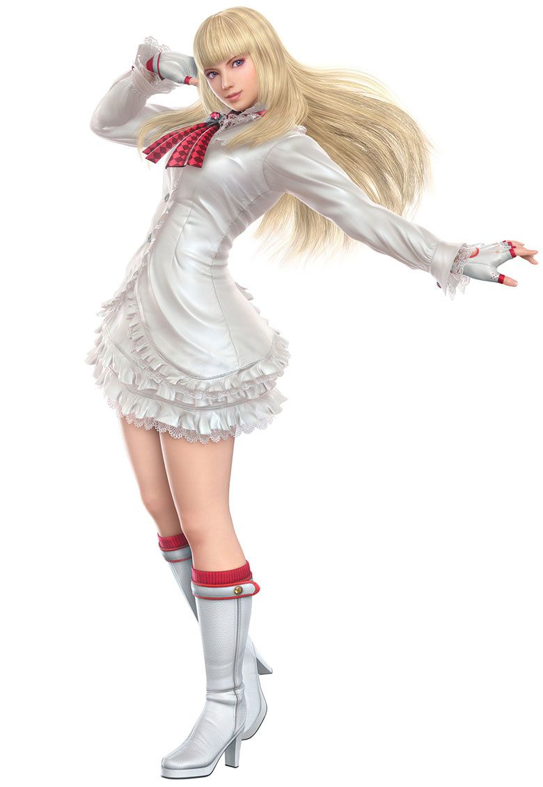 Lili Rochefort (série Tekken)