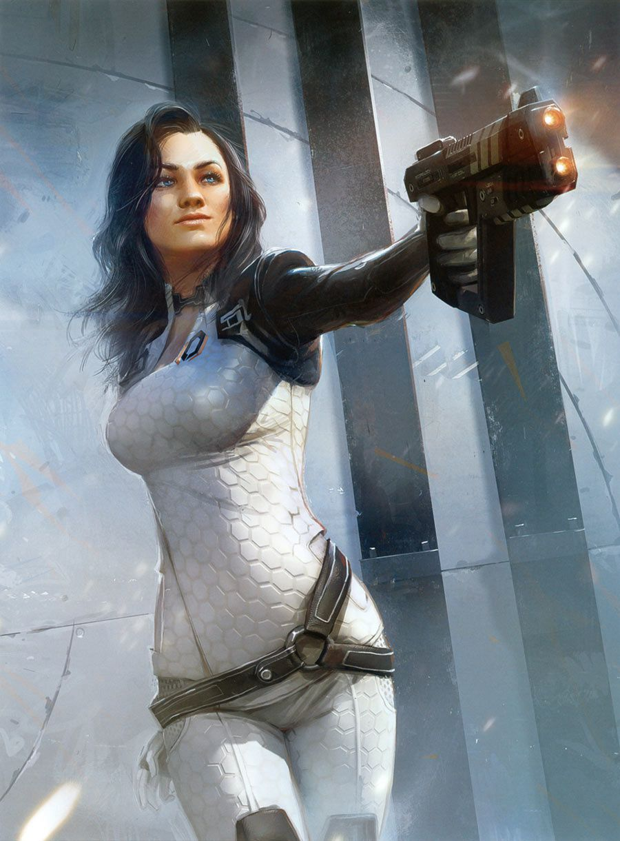 Miranda Lawson ( Mass Effect 2)