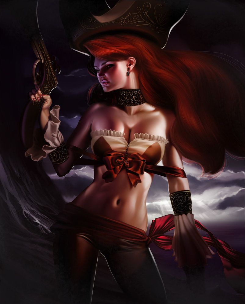 Miss Fortune (League of Legends)