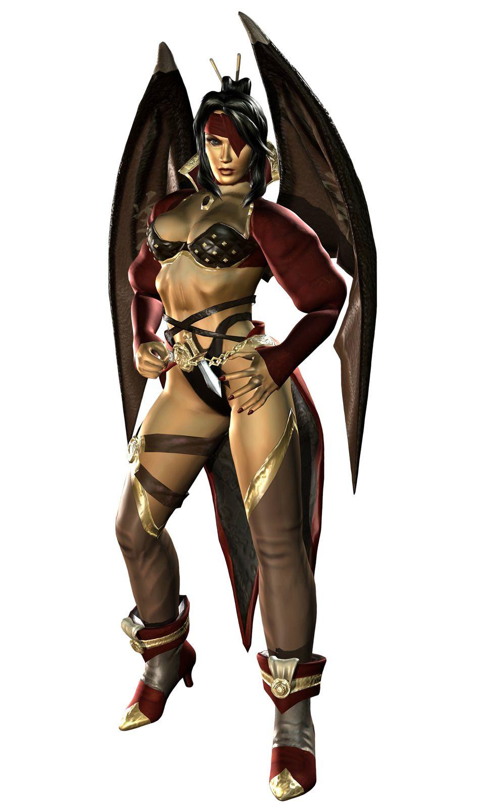 Nitara (Mortal Kombat)
