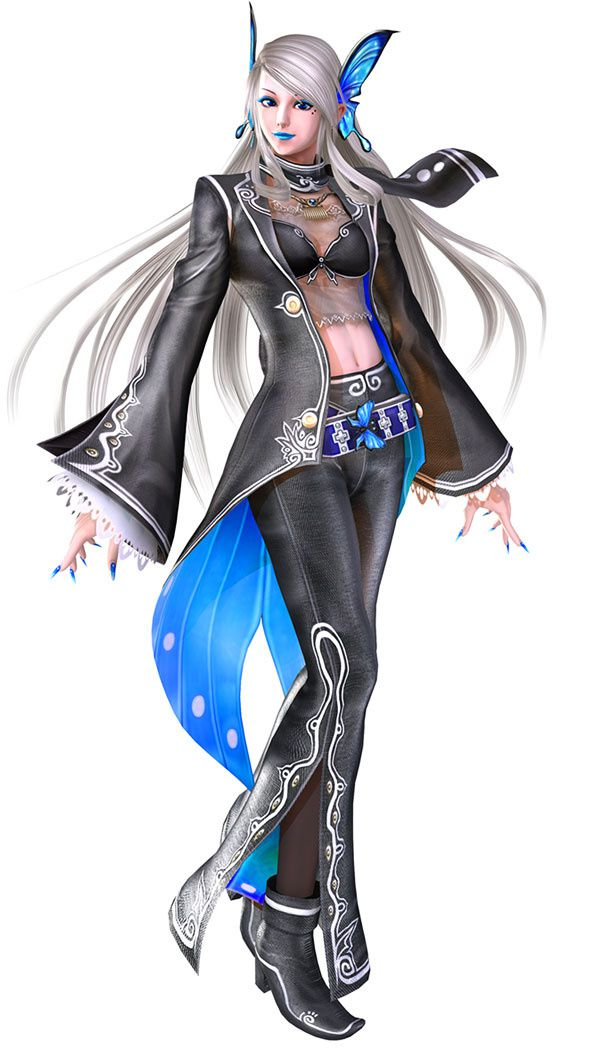 Luise Meyrink (The King of Fighters: Maximum Impact 2)