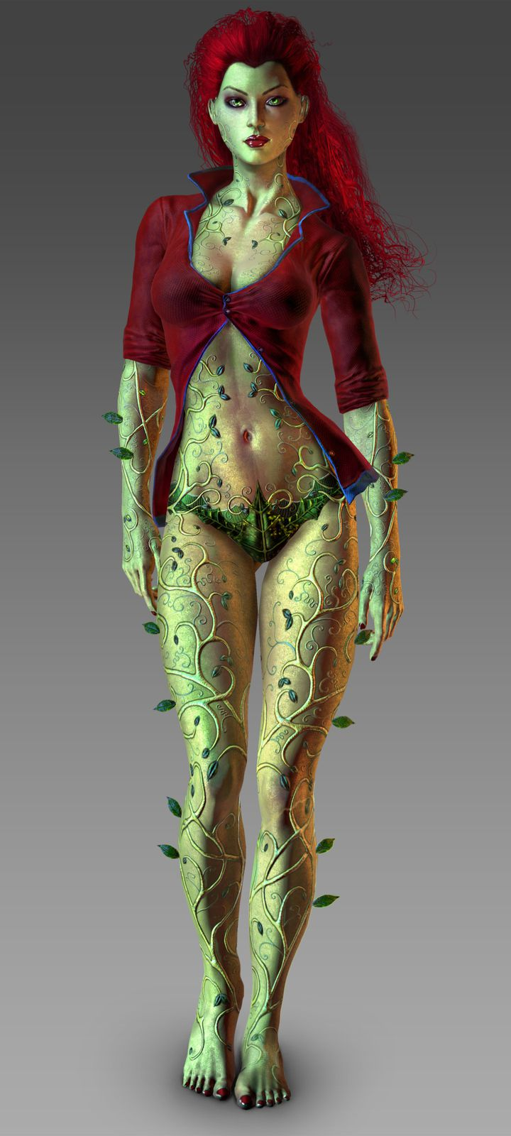 Poison Ivy (Batman: Arkham City)