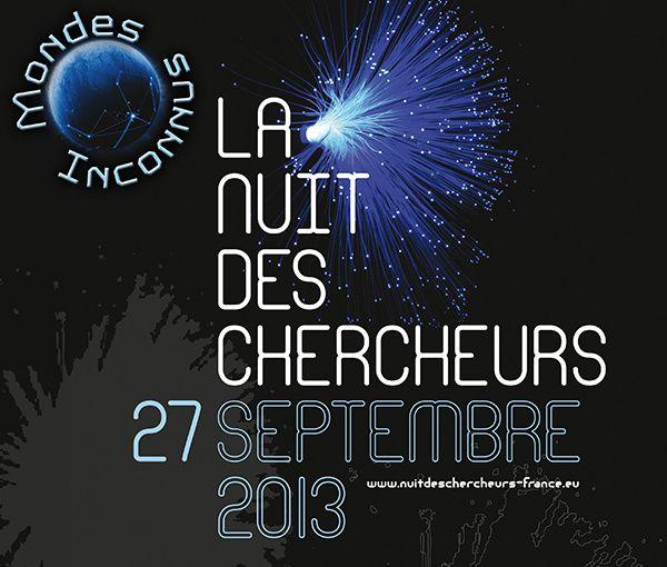 Nuit des Chercheurs - Metz.