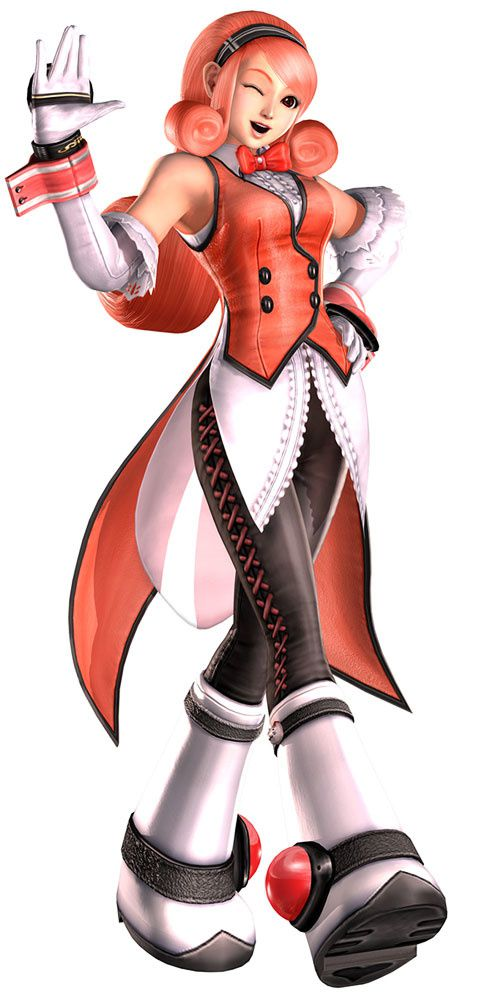 Mignon Beart (The King of Fighters: Maximum Impact 2)