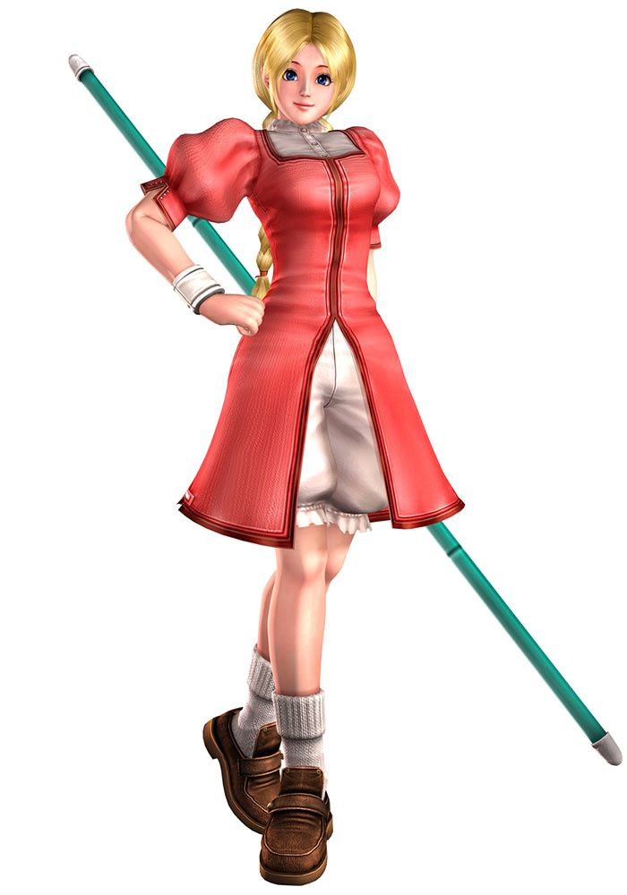 Lilly Kane (The King of Fighters: Maximum Impact 2)