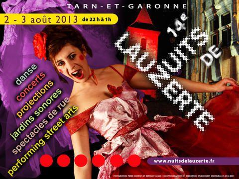 Les Nuits de Lauzerte - 14° Edition.