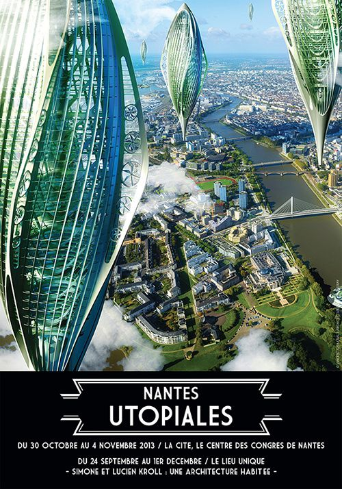 Festival International de Science-Fiction: Utopiales.