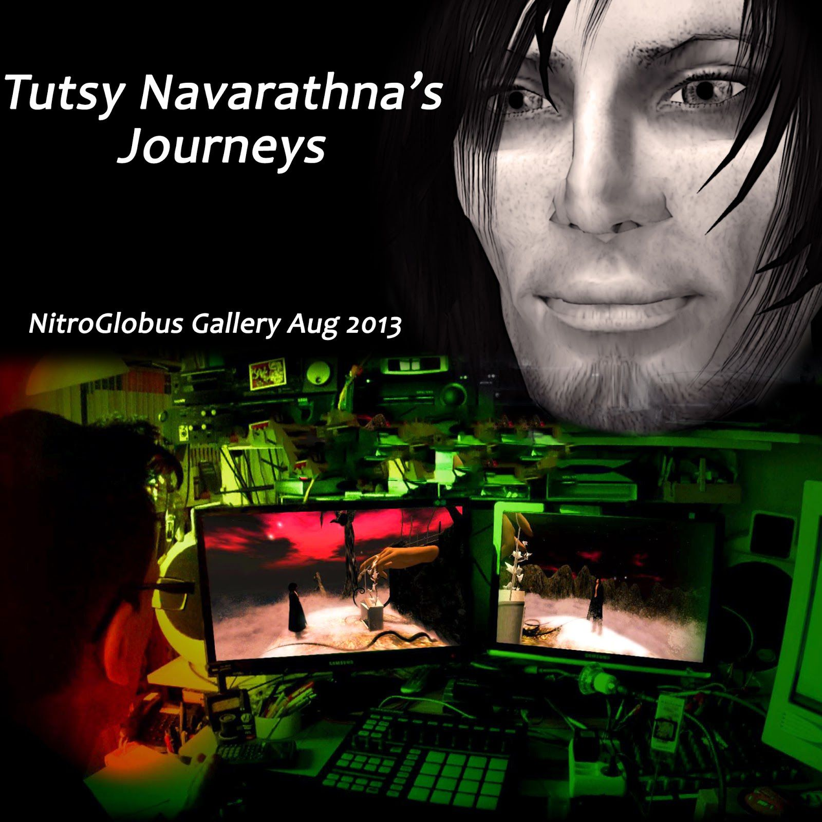 Tutsy Navarathna's Journeys