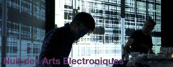Nuit des Arts Electroniques