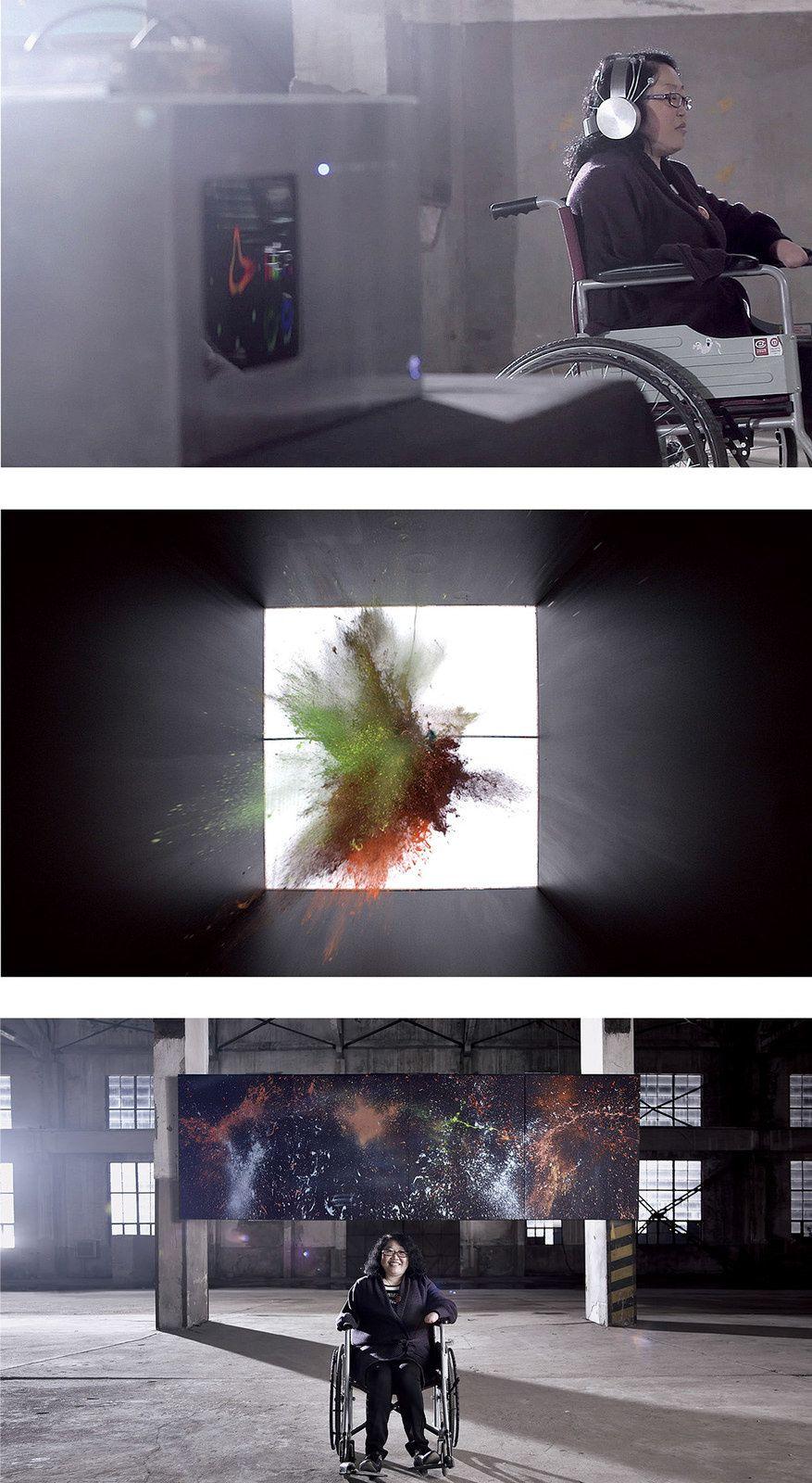 Pollock-esque, Mind Art: peindre avec ses ondes cérébrales
