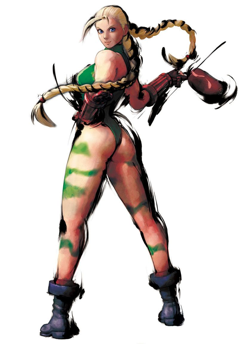 Cammy (Street Fighter)