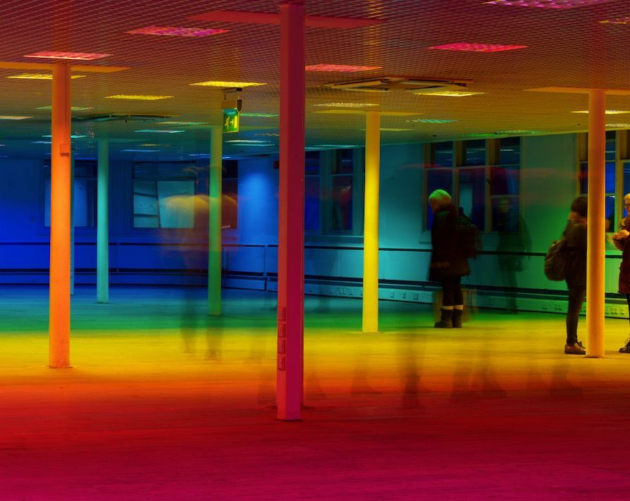 Your Colour Perception, une plongée en arc-en-ciel