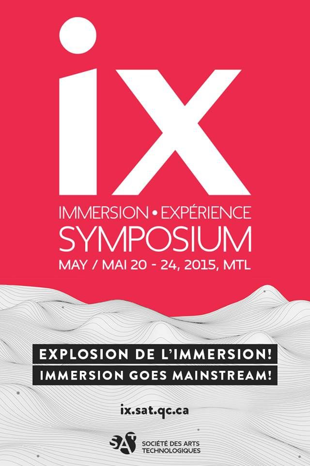 IX 2015 : EXPLOSION DE L'IMMERSION