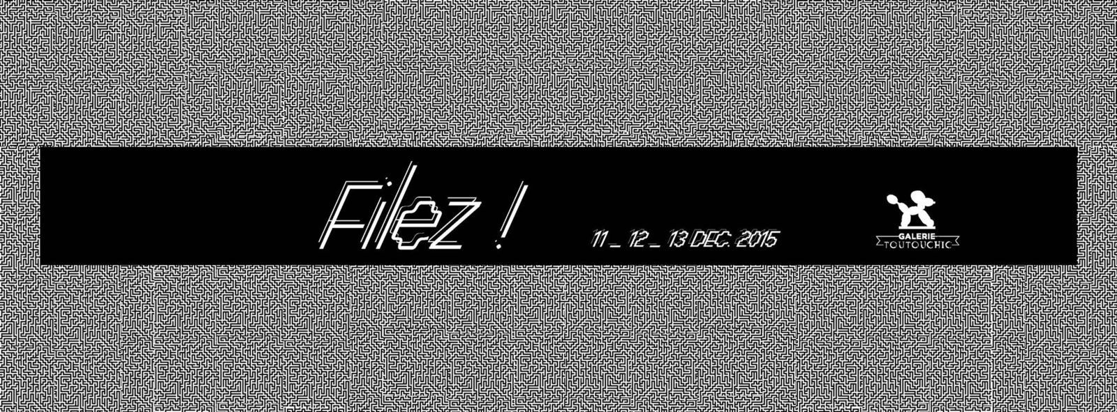"Exposition immersive "" Filez ! """