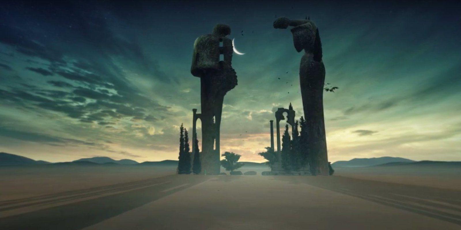 Entrez dans un tableau de Dali grâce à la réalité augmentée