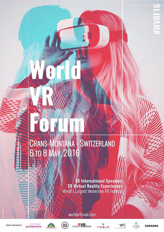 WVRF#16 Mondial réalité virtuelle Forum et Festival