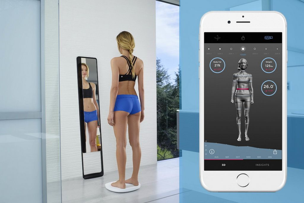 The World's First 3D FITNESS TRACKER