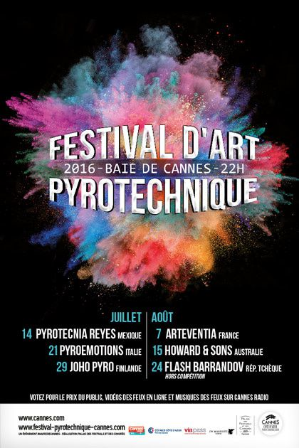 Festival d'Art pyrothechnique