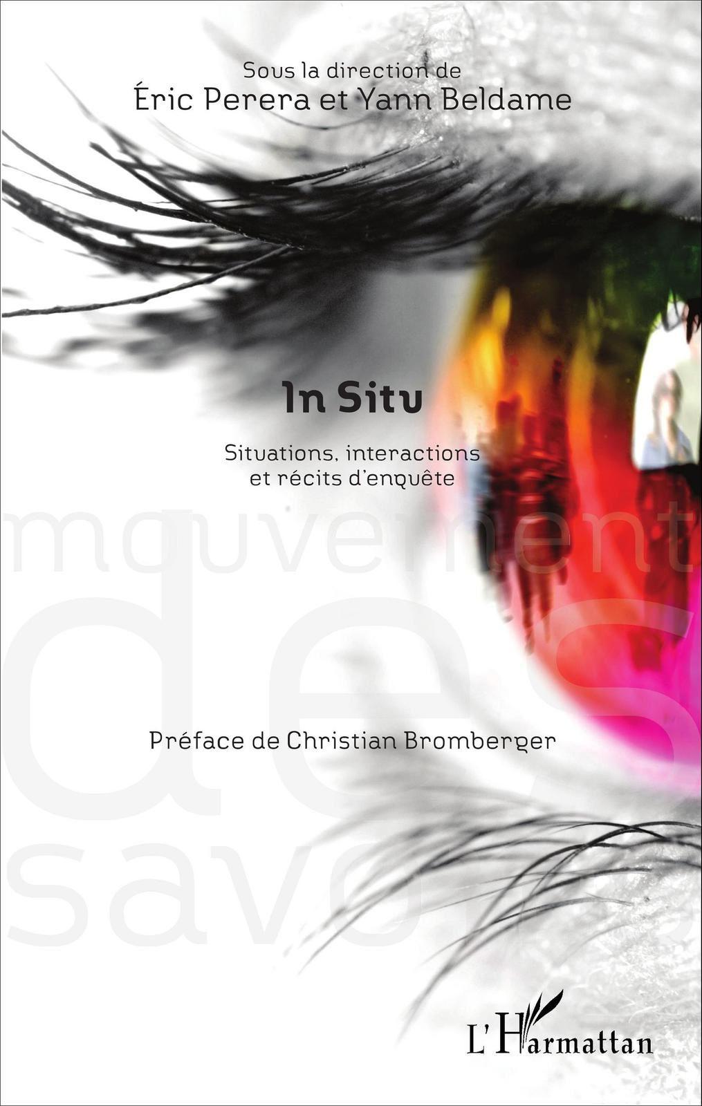 IN SITU - Situations, interactions et récits d'enquête