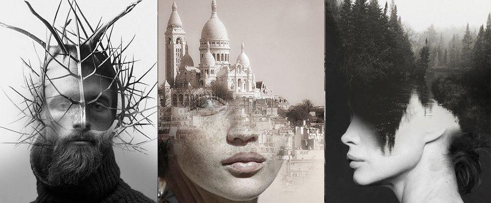 Antonio Mora's surreal art: hybrid and dreamlike photographs